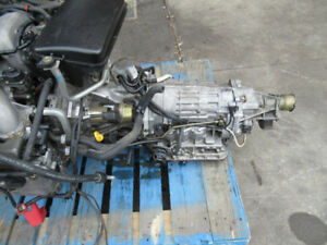 Transmission AT Subaru Impreza 99-05 EJ25 2.5L AVEC installation