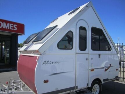 AVAN ALINER 3C CAMPER 2002 Windsor Gardens Port Adelaide Area Preview