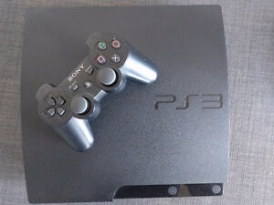 PS3 with NFS Tomb Raider Call Of Duty