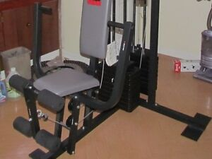 Weider Model 8530 Exercise Machine