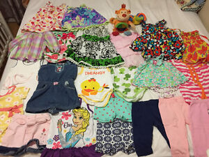Girls clothing 3-6months