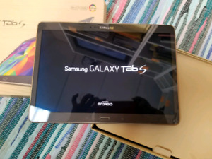 "Galaxy Tab S, 10.5"", Wi-Fi, 16 GB"