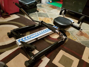 Rameur de Weider Simple / Simple Rowing Machine by Weider