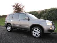 2008 Nissan X-Trail 2.0dCi Aventura **170 BHP **LEATHER**4X4**