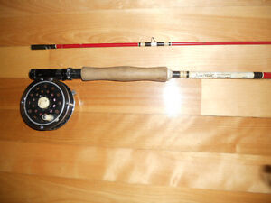 Fishing gear, rods reels, boxes, flies, and much more St. John's Newfoundland image 3