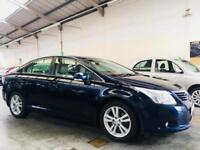 2009 Toyota Avensis 2.0 V-Matic T4 4dr