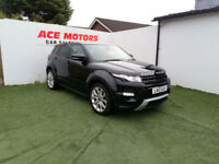 2012 LAND ROVER RANGE ROVER EVOQUE 2.2S D4 AUTO DYNAMIC LUX 5 DOOR HATCHBACK