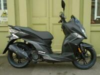 Sym Jet 14 Air Cooled 125cc Scooter With 5 Year Warranty 01634 811757