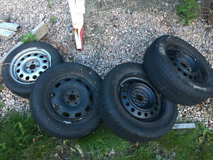 """Misc 15"""" and 14"""" rims"""