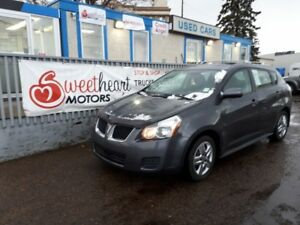 2009 Pontiac Vibe 1.8l N   WE PAY YOUR GST TODAY NO DOC FEES