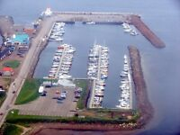 Berth at Point du Chene Yacht Club Shediac