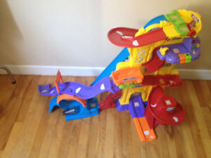 Vtech smart wheels(racing track and car)