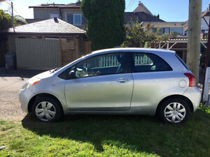 Pristine Condition Toyota Yaris Hatchback