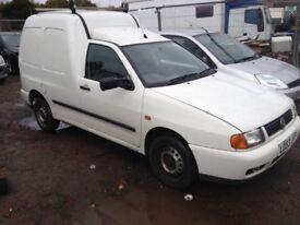 2003 VW CADDY VAN 1.9 SDI