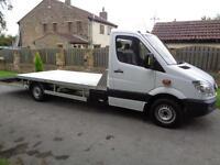 2011 (61reg) Mercedes-Benz Sprinter 313CDI LWB Car Transporter, Recovery Truck