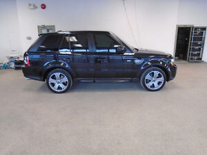 2011 RANGE ROVER SPORT SUPERCHARGED! 510HP! MINT! ONLY $37,900!