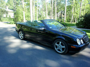2003 Mercedes-Benz CLK-Class 430 Cabriolet-reduced