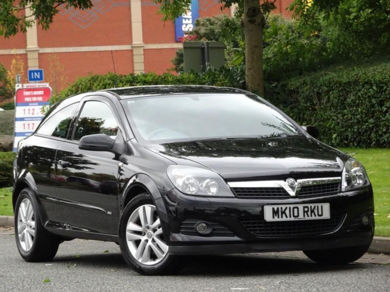 Vauxhall Astra 1.4i 16v Sport Hatch 2010 SXi..7 SERVICE STAMPS + WARRANTY