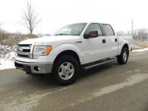 2014 Ford F-150 SuperCrew XLT 4x4- MINT