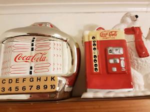Coke Cookie Jars