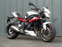 TRIUMPH STREET TRIPLE R ABS MOTORCYCLE