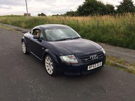 2003 Audi TT 1.8 T (225) BIG SPEC!! Bargain!! £2100