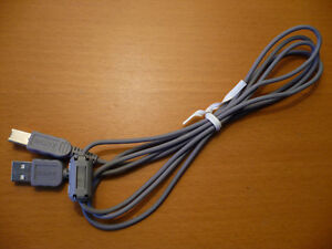 Assorted Spare USB Cables