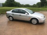 Vauxhall Vectra Automatic 73000 miles, part service history 12 month MOT with towbar