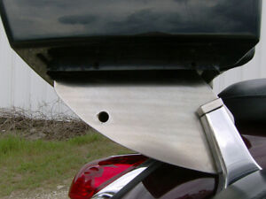 AFTERMARKET TRUNK WITH CUSTOM STAINLESS STEEL MOUNTS Cambridge Kitchener Area image 3