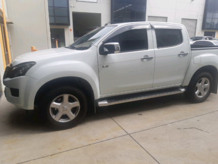 2013 d max auto original owner Eastern Creek Blacktown Area Preview