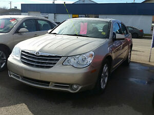 2009 Chrysler Sebring Touring Sedan