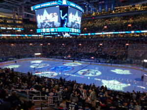 Maple Leafs vs Bruins Game 6 NHL Playoffs Tickets REDS $650.00