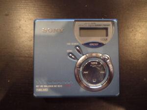 Sony MZ-N510 Type S Walkman Net MD MiniDisc Recorder