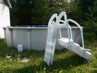 Piscine 21 pieds, 52 pouces 2009