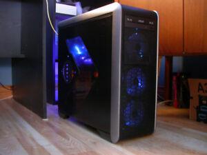 Powerful custom desktop