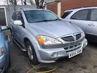 SsangYong Kyron 2.0 TD SE 5dr | Automatic