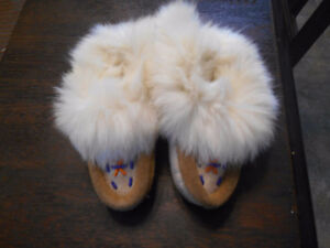 Childrens Slippers/Moccasins