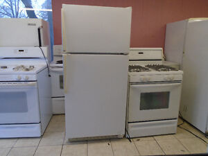 amana gas stove  fridge can delivery