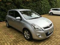 2011 Hyundai i20 1.2 Comfort JUST £30 a Year Tax