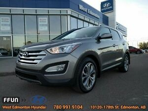 2014 Hyundai Santa Fe Sport LIMITED AWD leather navigation