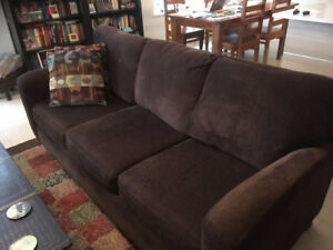 Soft & comfy couch in great condition!