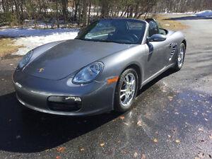 2007 Porsche Boxster Cabriolet vente ou echange pick up