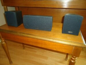 3 Acoustech Labs home theatre speakers