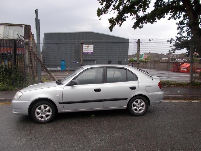 2004 Hyundai Accent 1.3 GSi