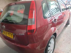 Ford fiesta Ghia mint condition