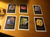 NINTENDO 3ds/2ds AR CARDS/ UN USED