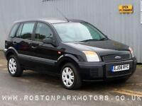 2008 FORD FUSION 1.4 TDCi Style 5dr [AC] REDUCED PRICE