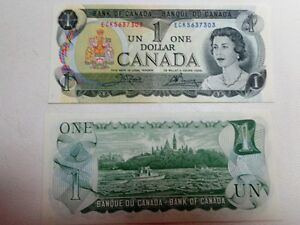 Collectable coin & bills