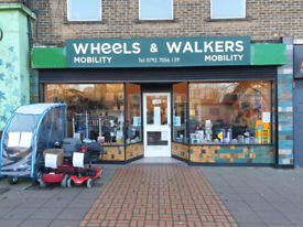 Mobility scooters brand new at trade prices