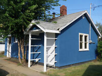 cute one bedroom house in Shavers Bench Trail, BC
